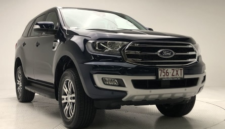 2020 Ford Everest Trend Wagon