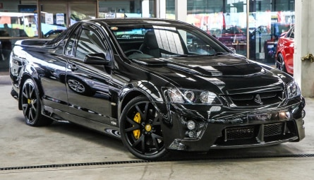 2007  Holden Special Vehicles Maloo R8 Utility Extended Cab