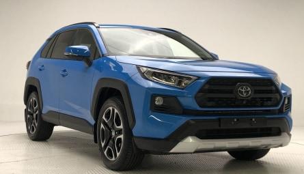 2020  Toyota RAV4 Edge Wagon