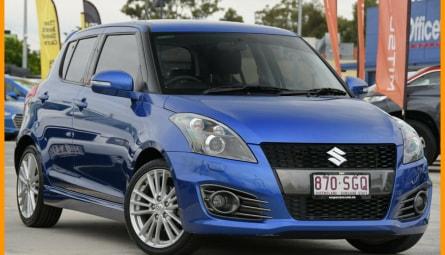 2012 Suzuki Swift Sport Hatchback