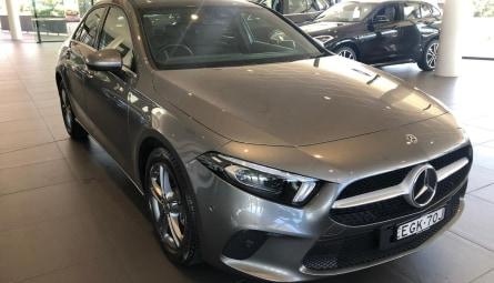 2019 Mercedes-Benz A-Class A180 Sedan