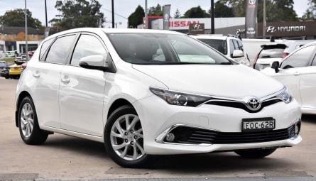 2018  Toyota Corolla Ascent Sport Hatchback