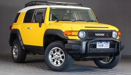 2011  Toyota FJ CruiserWagon