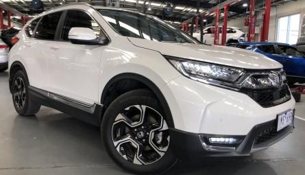 2018 Honda CR-V VTi-LX Wagon
