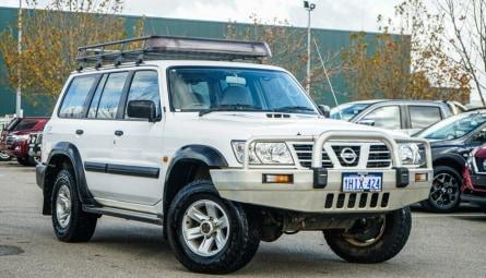 2004  Nissan Patrol Dx Wagon