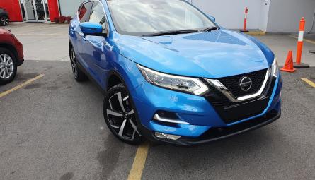 2020  Nissan QASHQAI Ti Wagon