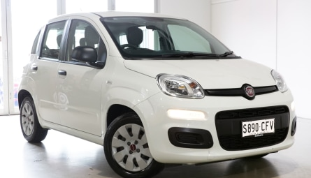 2013 Fiat Panda Pop Hatchback