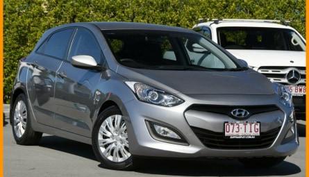 2013  Hyundai i30 Active Hatchback