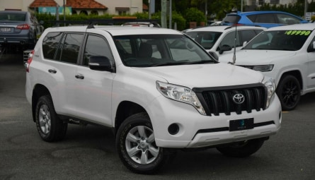 2016  Toyota Landcruiser Prado Gx Wagon