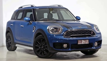 2019 MINI Countryman Cooper S Wagon