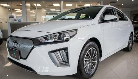 2021  Hyundai Ioniq Electric Elite Fastback