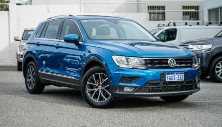 2018 Volkswagen Tiguan 110TSI Comfortline Wagon