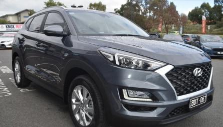 2019 Hyundai Tucson Active Wagon