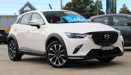 2019 Mazda CX-3 sTouring Wagon