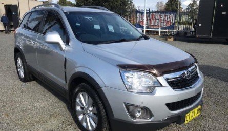 2014  Holden Captiva 5 Lt Wagon