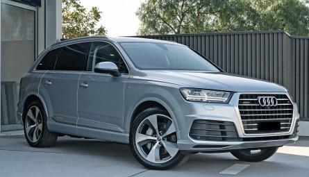 2018 Audi Q7 50 TDI Wagon