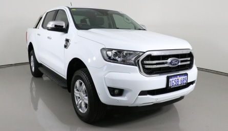 2018  Ford Ranger Xlt Pick-up Double Cab