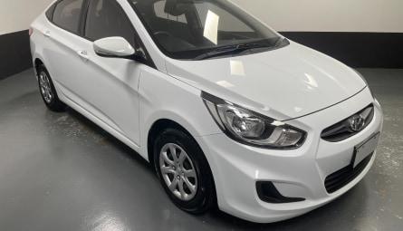 2014 Hyundai Accent Active Sedan