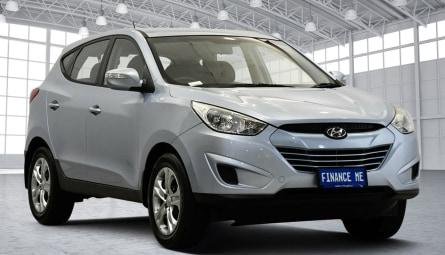 2013  Hyundai ix35 Active Wagon