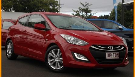 2013  Hyundai i30 Se Coupe