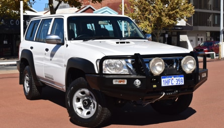 2015 Nissan Patrol DX Wagon