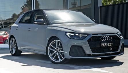 2019 Audi A1 35 TFSI Sportback