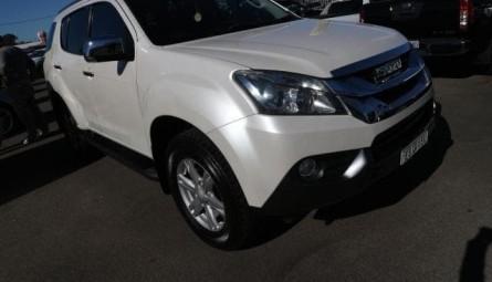 2014  Isuzu MU-X Ls-t Wagon