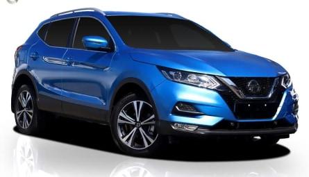 2020 Nissan QASHQAI ST-L Wagon