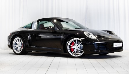 2017  Porsche 911 4s Targa