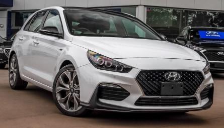 2021  Hyundai i30 N Line Premium Hatchback