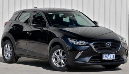 2018  Mazda CX-3 Maxx Wagon