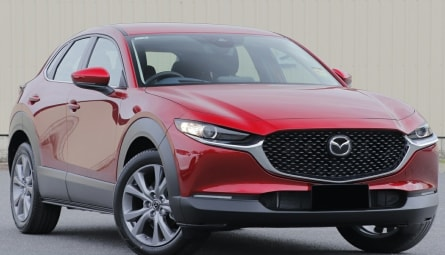 2021  Mazda CX-30 G20 Evolve Wagon
