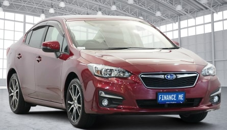 2018 Subaru Impreza 2.0i-L Sedan