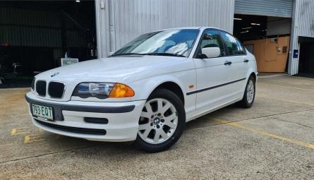 1998  BMW 3 Series 318i Sedan