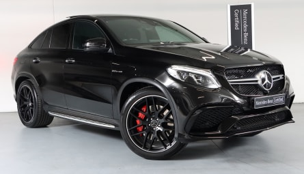 2018  Mercedes-Benz GLE-Class Gle63 Amg S Coupe