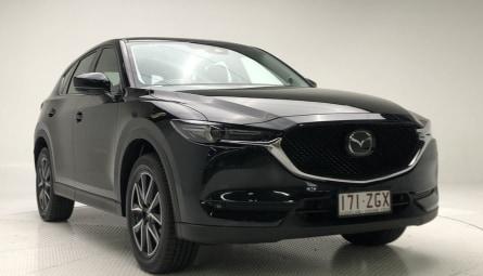 2019  Mazda CX-5 Gt Wagon