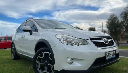 2012  Subaru XV 2.0i-l Wagon