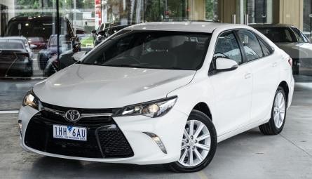 2016  Toyota Camry Atara S Sedan