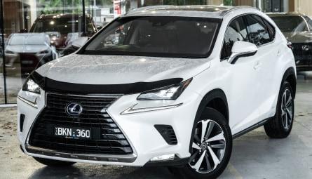 2018  Lexus NX Nx300h Sports Luxury Wagon