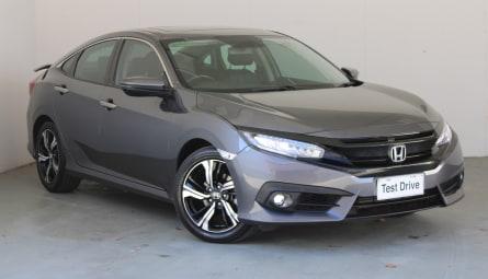2018  Honda Civic Rs Sedan