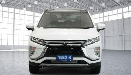2019  Mitsubishi Eclipse Cross Exceed Wagon
