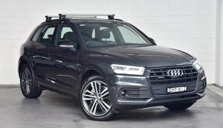 2019  Audi Q5 45 Tfsi Sport Wagon