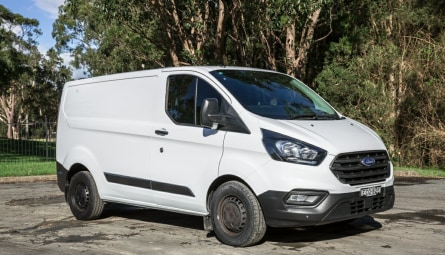 2019 Ford Transit Custom 300S Van