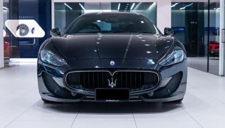 2015  Maserati Granturismo S Coupe