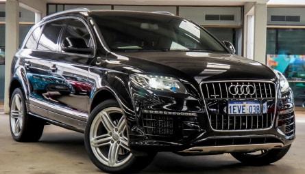 2015 Audi Q7 TDI Wagon