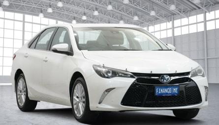 2017  Toyota Camry Atara Sl Sedan