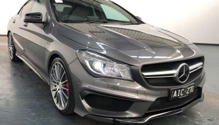2016  Mercedes-Benz CLA-Class Cla45 Amg Coupe