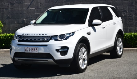 2016 Land Rover Discovery Sport SD4 HSE Wagon