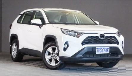 2021  Toyota RAV4 Gx Wagon