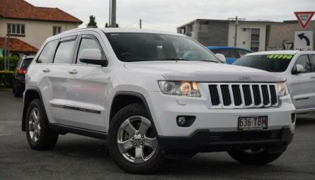 2012  Jeep Grand Cherokee Laredo Wagon